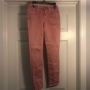 "Joe's"" jeans nectar orange size w28"